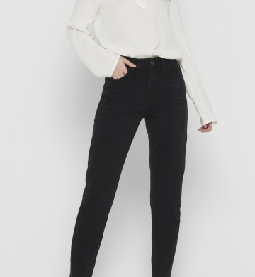 JEANS ONLEMILY HW ST RAW ANKLE