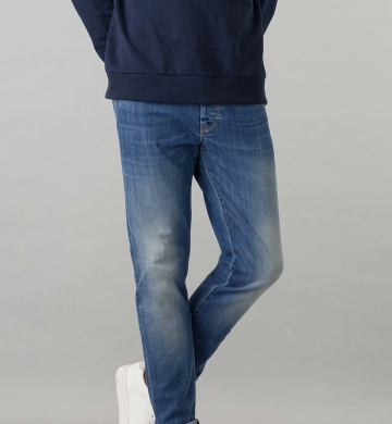 JEANS TYLER TIFFOSI TAPEERED FIT MAN JEANS
